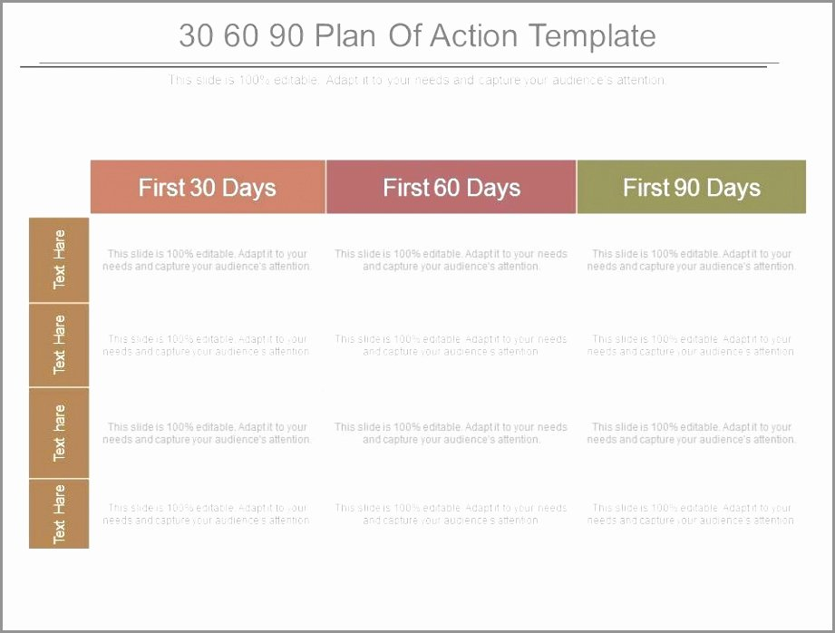 100 Day Plan Template Excel Beautiful 100 Days Plan Hatch Urbanskript Example 100 Day Business