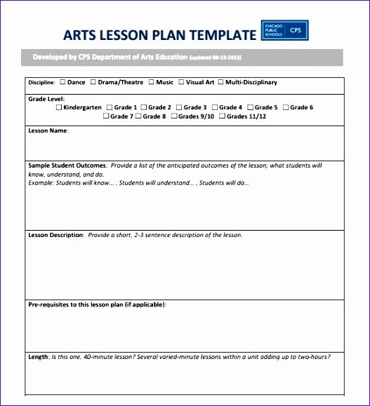 21st Century Lesson Plan Template Elegant 6 Free Excel Gantt Chart Template Download