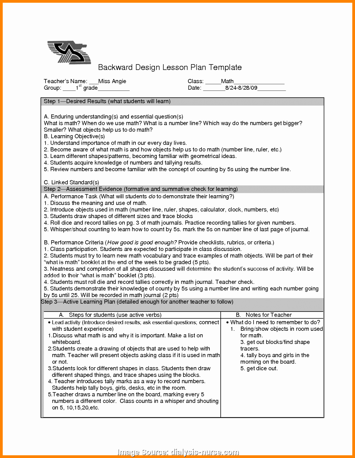 5 Step Lesson Plan Template Inspirational Unusual Lesson Plan for Volcanoes Preschoolers Udl Science