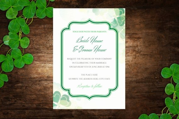 5x7 Invitation Template Word Inspirational Diy Printable 5x7 Wedding Invitation Template Wedding