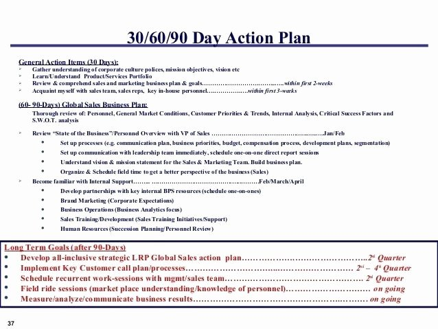 90 Day Work Plan Template Luxury 5 90 Day Plan for New Managers Examples Pdf