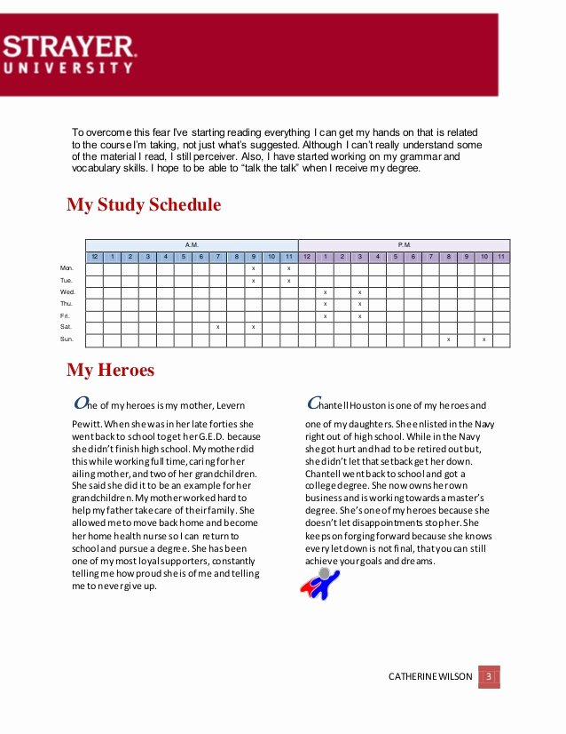 Academic Success Plan Template Luxury Student Success Plan Template 1174 6 Auto Recovered