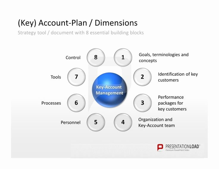 Account Management Plan Template New 31 Best Key Account Management Powerpoint Templates