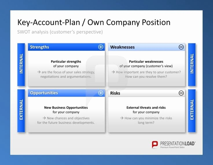 Account Plan Template Ppt Best Of 31 Best Images About Key Account Management Powerpoint