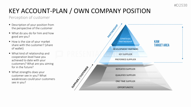 Account Plan Template Ppt Fresh Key Account Management Powerpoint Template