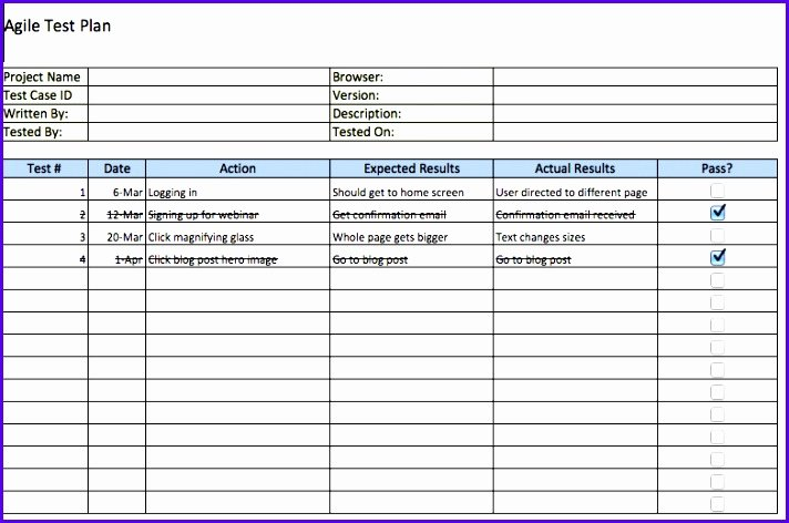 Agile Project Plan Template Excel Lovely 7 Project Requirements Template Excel Exceltemplates