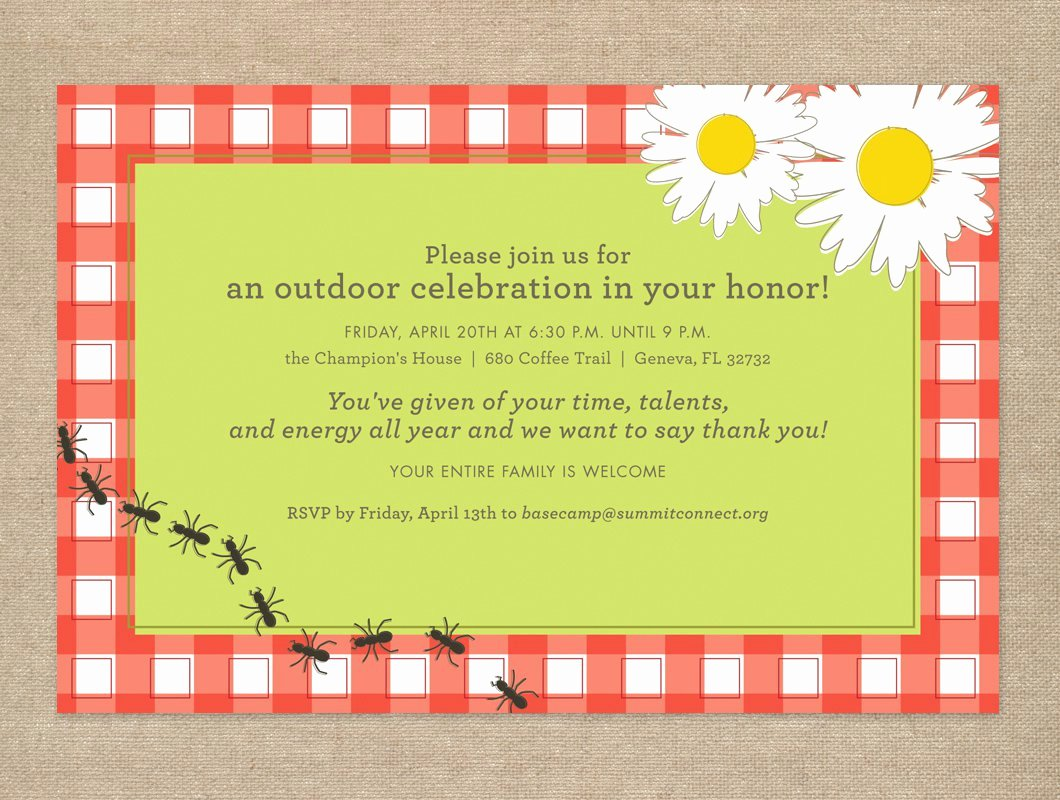 Appreciation Dinner Invitation Template Lovely Customer Appreciation Invitations Templates
