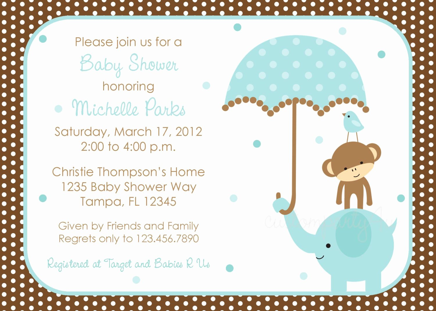 Baby Boy Invitation Template Lovely Free Baby Boy Shower Invitations Templates Baby Boy