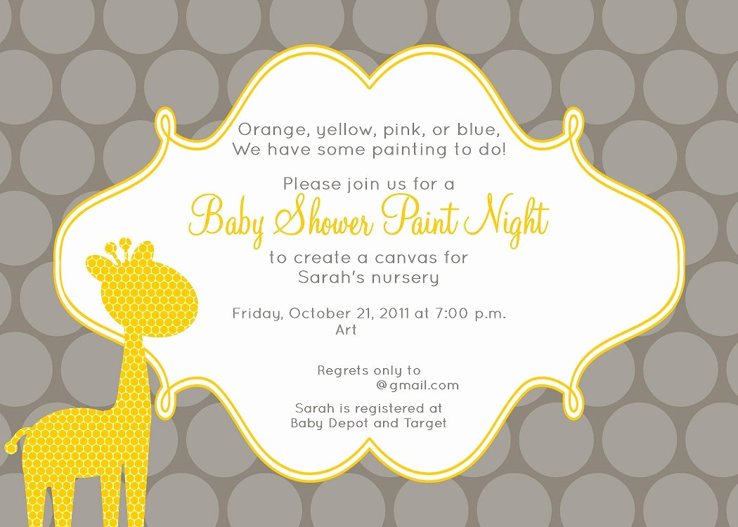 Baby Shower Invitation Free Template Awesome Baby Shower Invitation Template Baby Shower Invitation