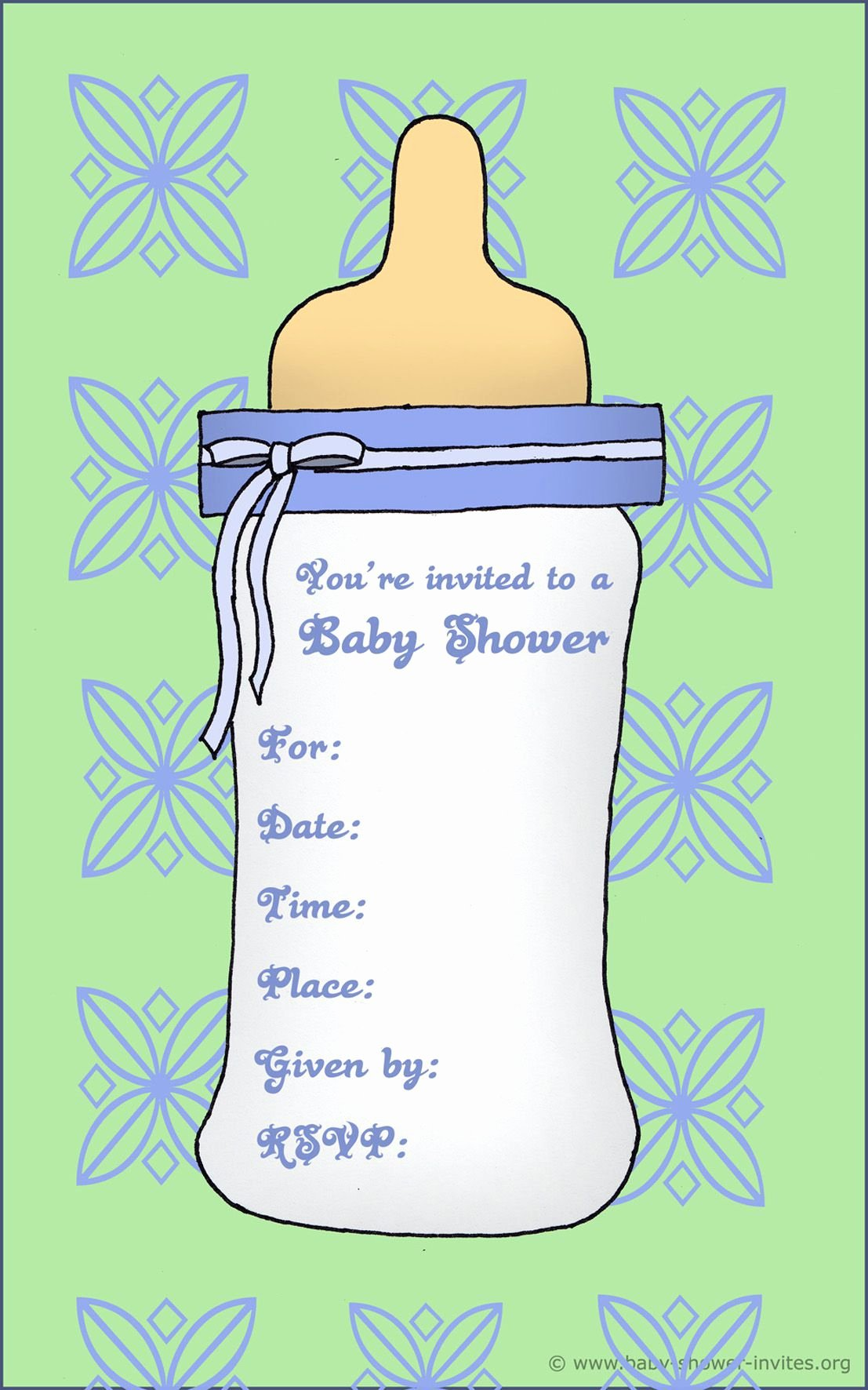 Baby Shower Invitation Free Template Elegant Graduation Party Free Baby Invitation Template Card