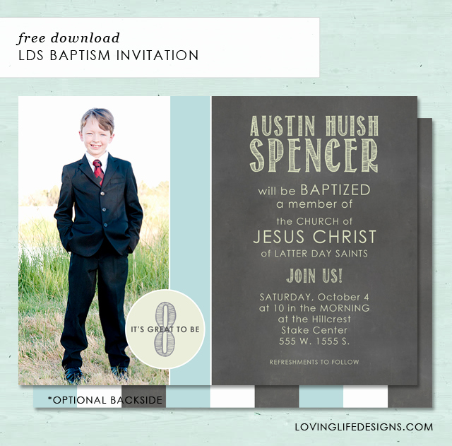 Baptism Invitation Template Free Download Awesome Loving Life Designs Free Graphic Designs and Printables
