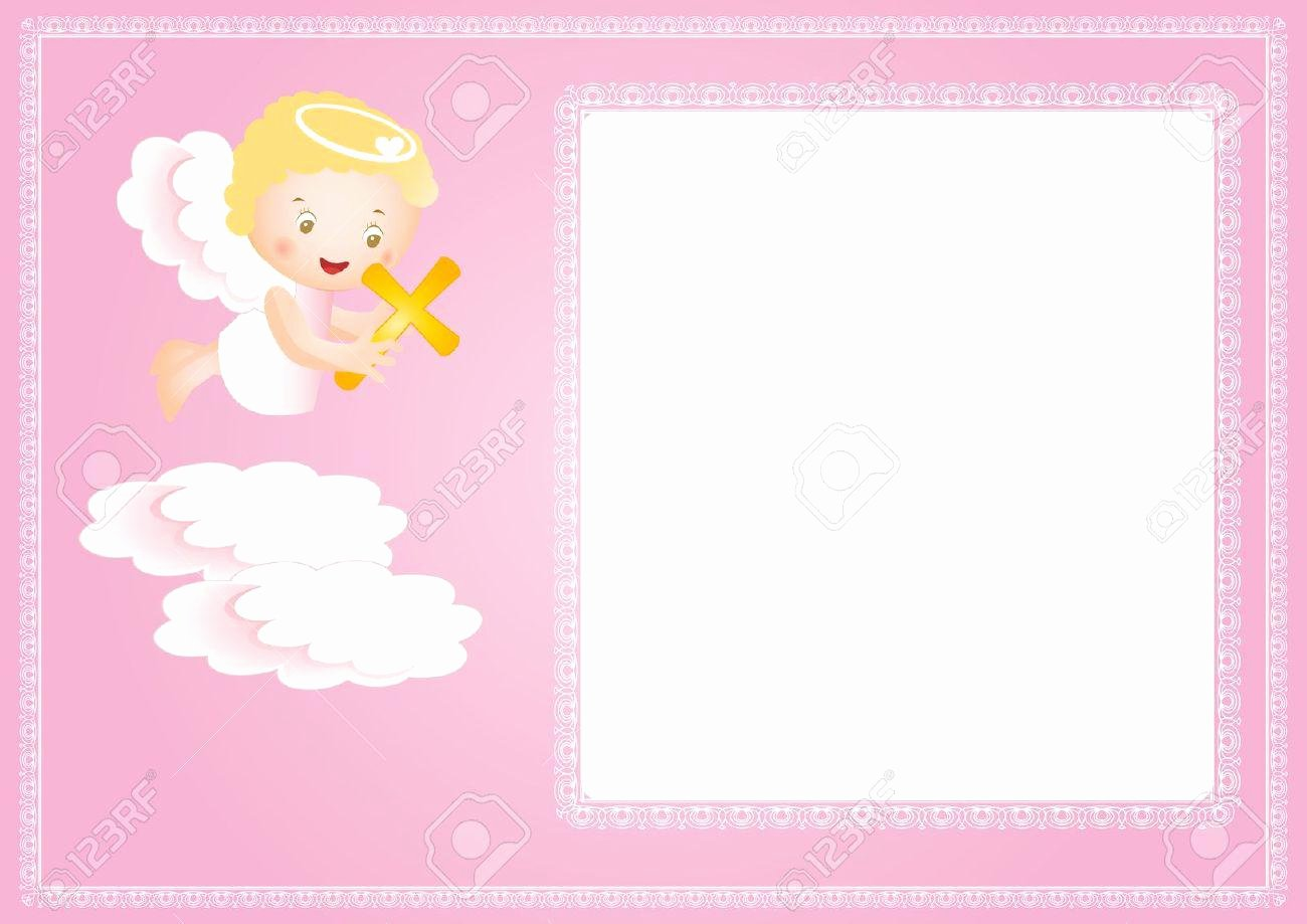 Baptism Invitation Template Free Download Luxury Christening Invitation Layouts Free Download