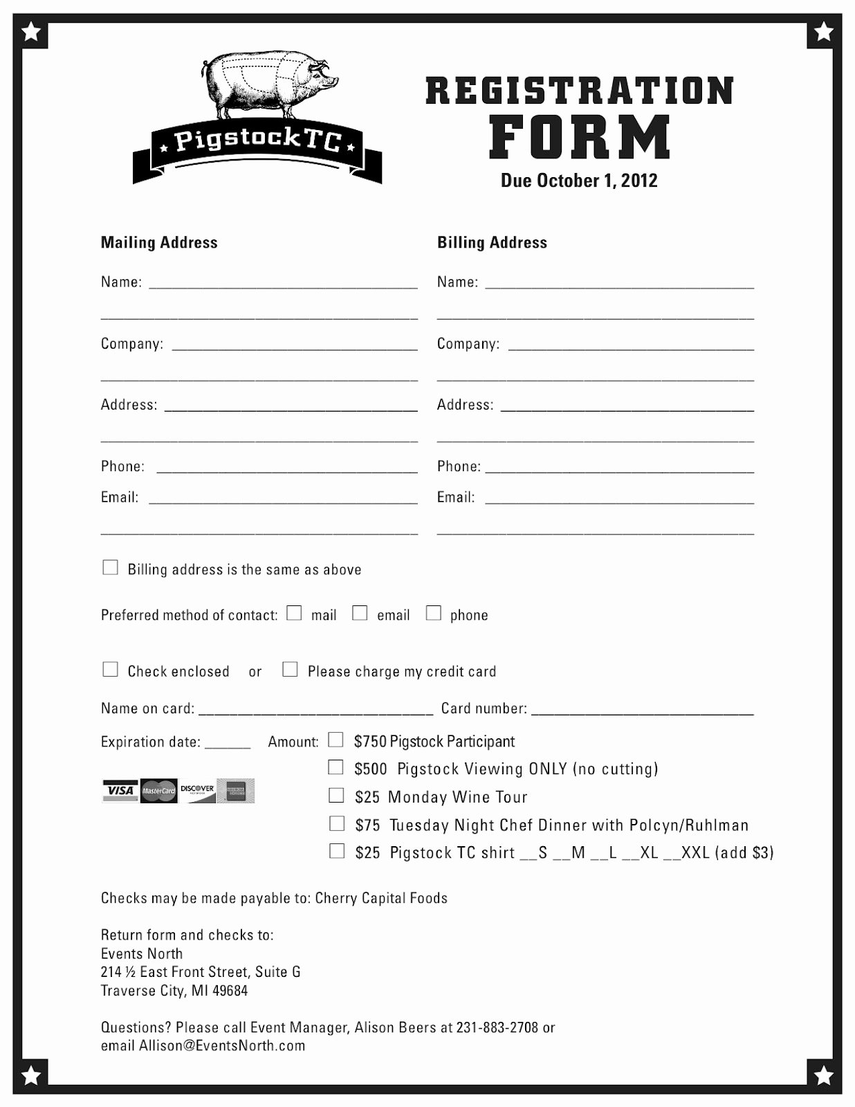 Baseball Registration form Template Awesome Pigstocktc 2012 Pigstocktc Program Schedule & Registration