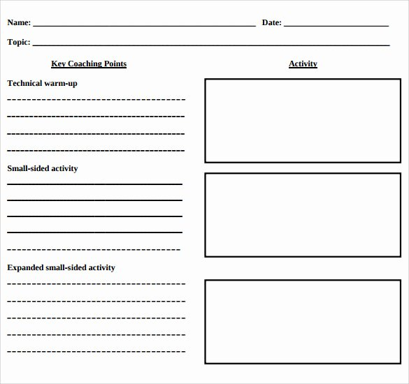 Basic Lesson Plan Template Word Elegant Blank Lesson Plan Template 11 Download Free Samples