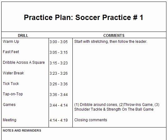 Basketball Practice Plan Template Word Fresh Basketball Practice Plan Template