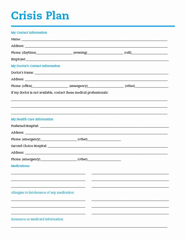Behavior Action Plan Template Best Of 28 Of Student Safety Plan Template Pdf