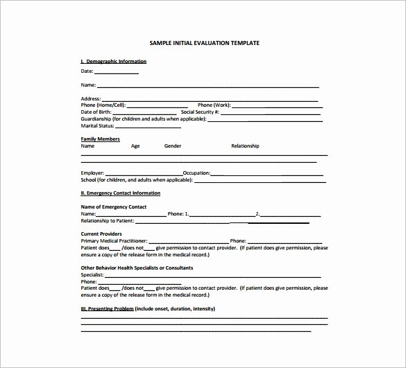 Behavioral Health Treatment Plan Template Lovely 15 Treatment Plan Templates Sample Word Google Docs