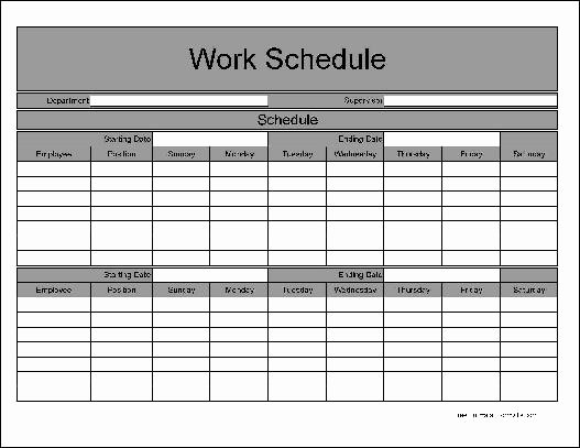 Bi Weekly Work Schedule Template Unique Bi Weekly Calendar Template 2012 Page 2