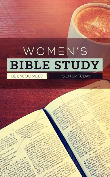 Bible Study Invitation Template Awesome Women S Bible Study Christian Bulletin