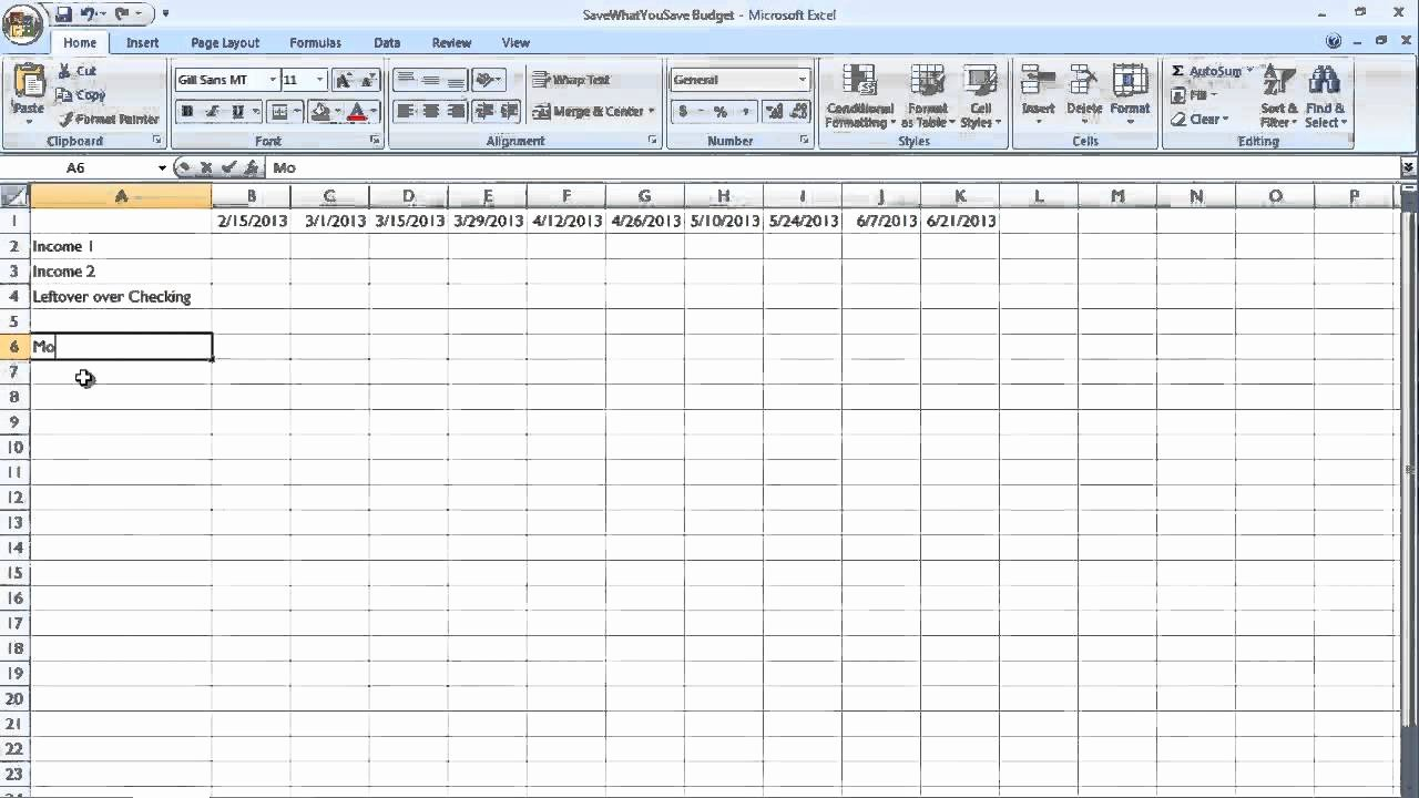 Bill Payment Schedule Template Excel Best Of Easy Bud Bill Payment Schedule for Real People