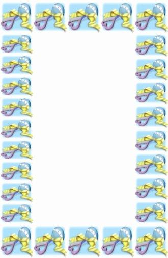 Blank Baby Shower Invitation Template Beautiful Free Printable Baby Invitations