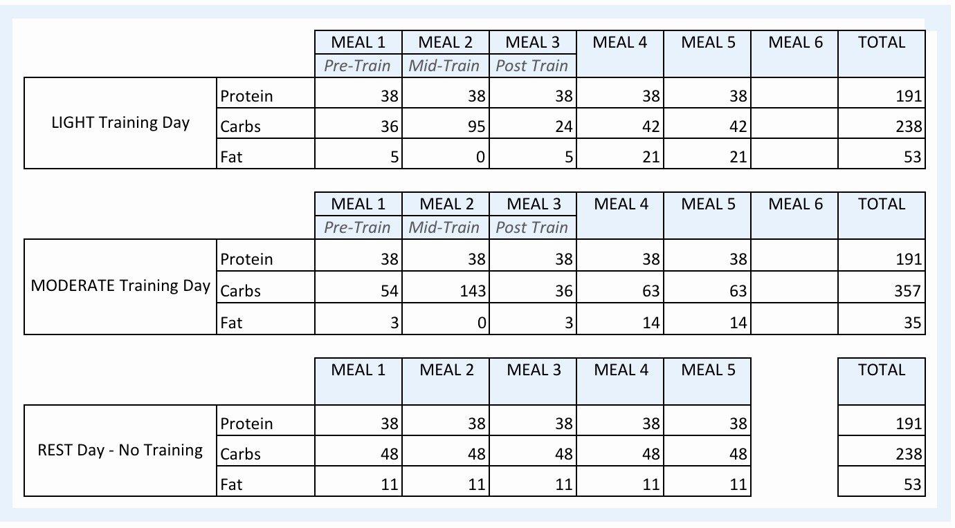 Bodybuilding Meal Planner Template Beautiful Diet Spreadsheet Template Printable Spreadshee T