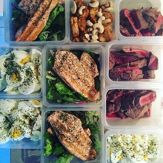 Bodybuilding Meal Planner Template Lovely Looking to Gain Lean Mass with Her Meal Prep