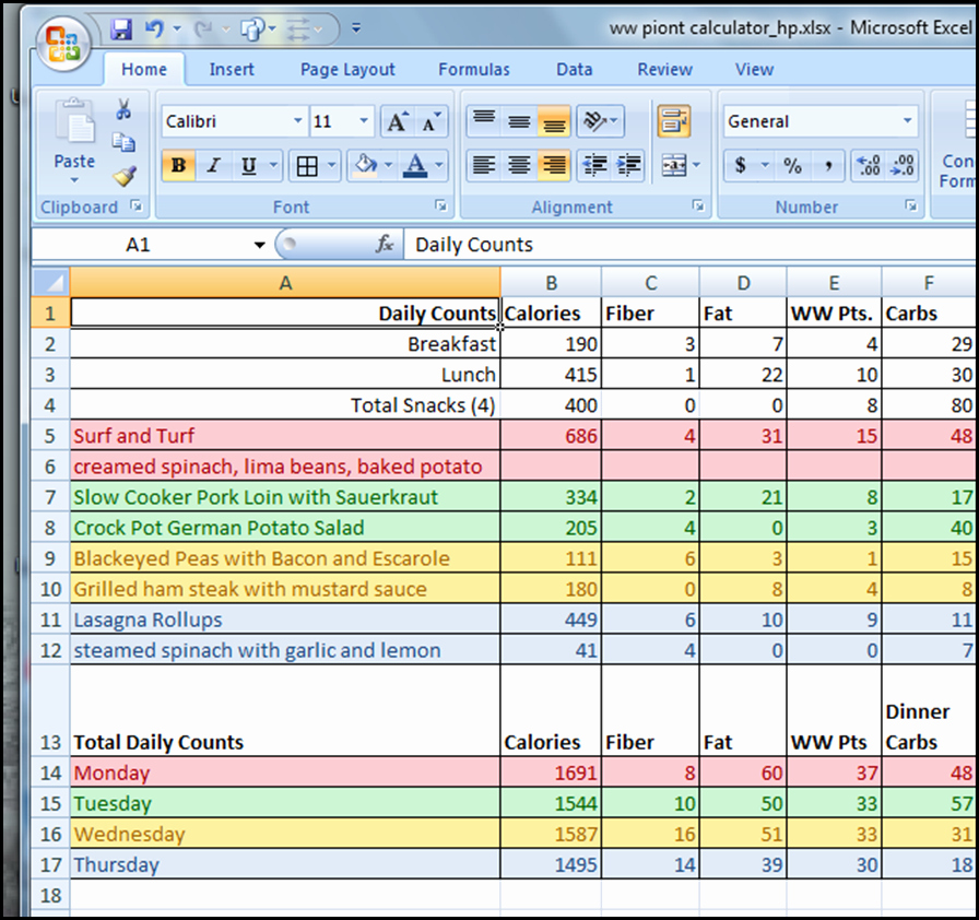 Bodybuilding Meal Planner Template New A Diabetic S Journey E Week S Meal Plan