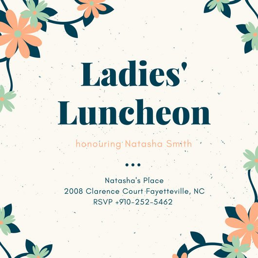 Brunch Invitation Template Free Beautiful Luncheon Invitation Templates Canva