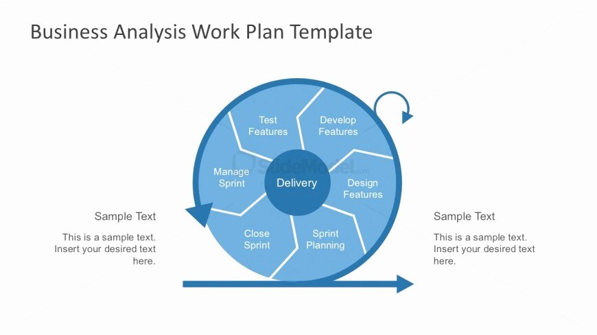 Business Analysis Plan Template Best Of Scrum Discovery Framework Powerpoint Charts Slidemodel