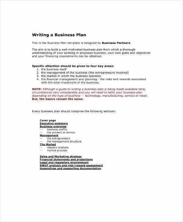 Business Analysis Plan Template New 13 Market Analysis Business Plan Templates Pdf Doc