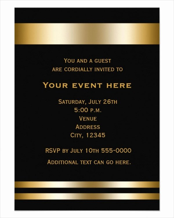 Business Dinner Invitation Template Best Of 62 Printable Dinner Invitation Templates Psd Ai Word