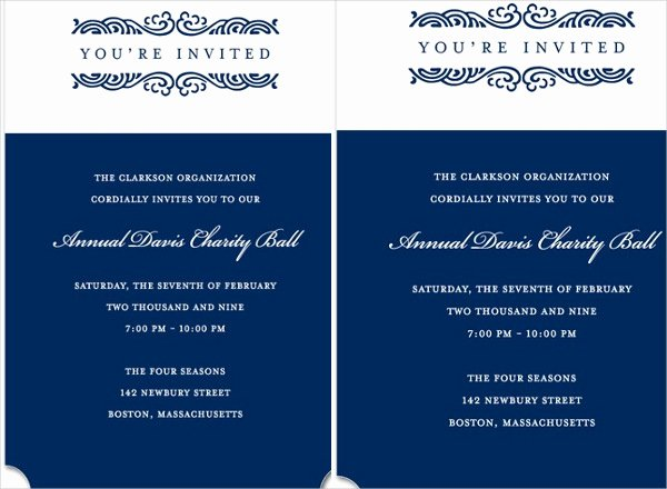Business Dinner Invitation Template Elegant 8 Business Dinner Invitations Jpg Vector Eps Ai