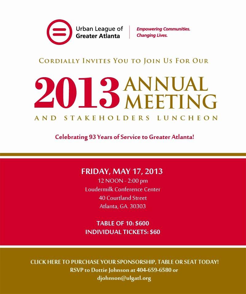 Business Meeting Invitation Template Luxury formal Business Meeting Invitation