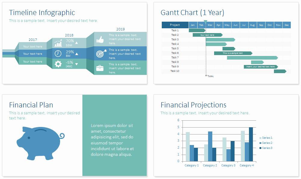 Business Plan Powerpoint Template Beautiful Business Plan Powerpoint Template Presentationdeck