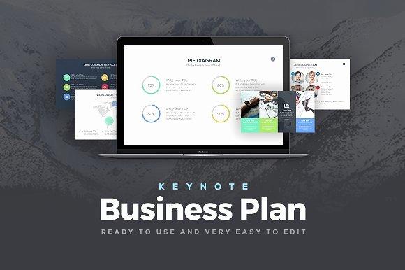 Business Plan Powerpoint Template Fresh Business Plan Keynote Template Presentation Templates On