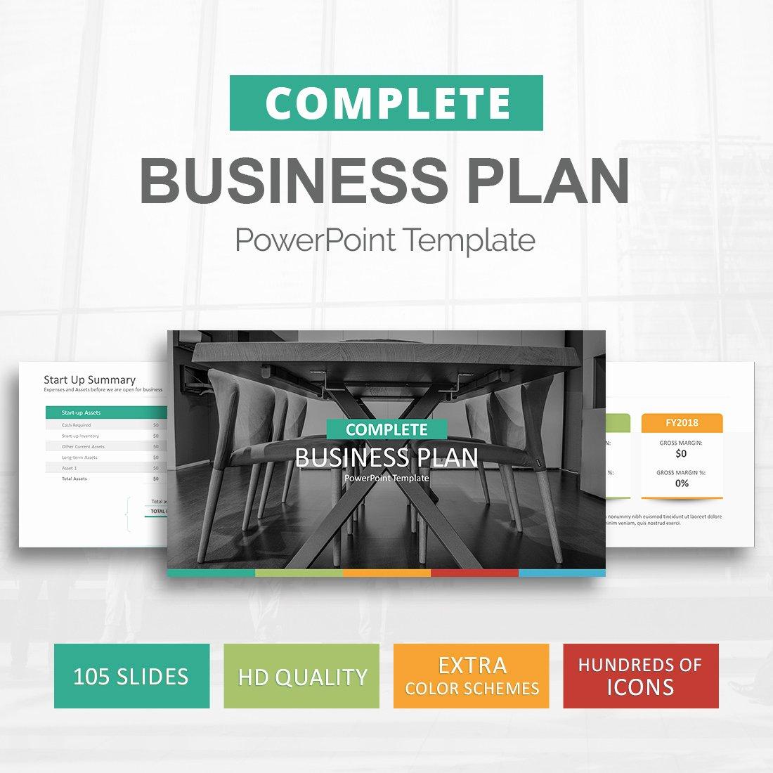 Business Plan Powerpoint Template Inspirational Business Plan Template for Powerpoint Slideson