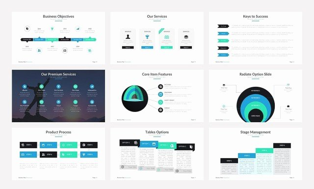 Business Plan Powerpoint Template Lovely 20 Outstanding Business Plan Powerpoint Templates