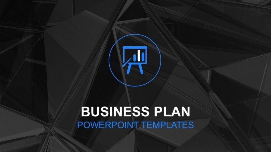 Business Plan Powerpoint Template Lovely Business Plan Powerpoint Templates Cover Slide Slidemodel
