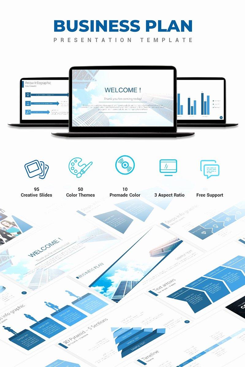 Business Plan Powerpoint Template Luxury Business Plan Powerpoint Template