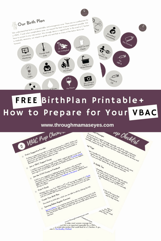 C Section Birth Plan Template Awesome What You Need to Know About the Emotional Journey A
