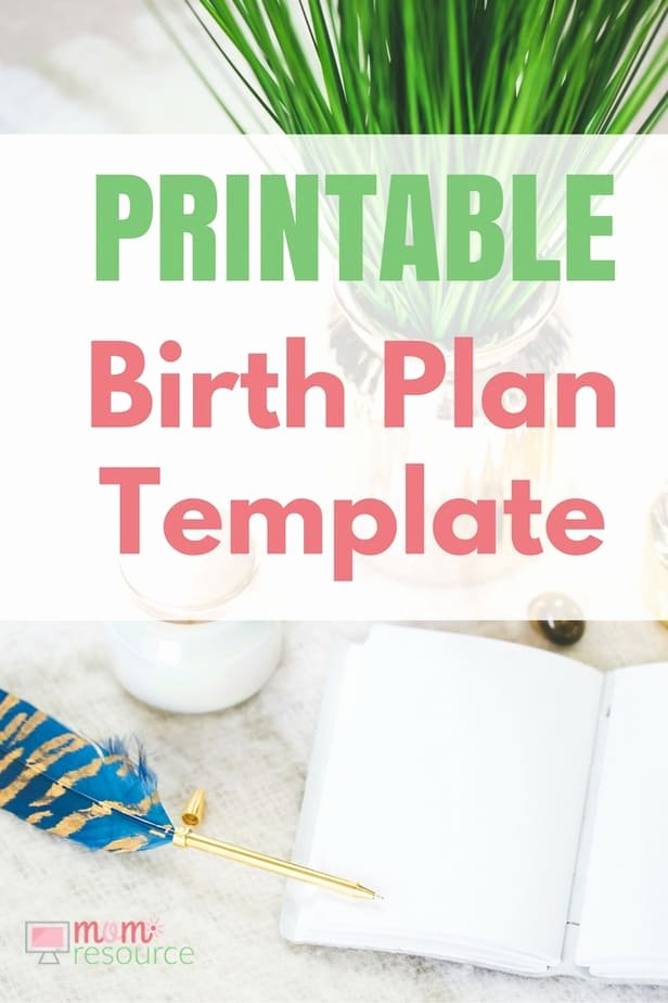 C Section Birth Plan Template Inspirational Birth Plans & Birth Plan Templates to Download & Print