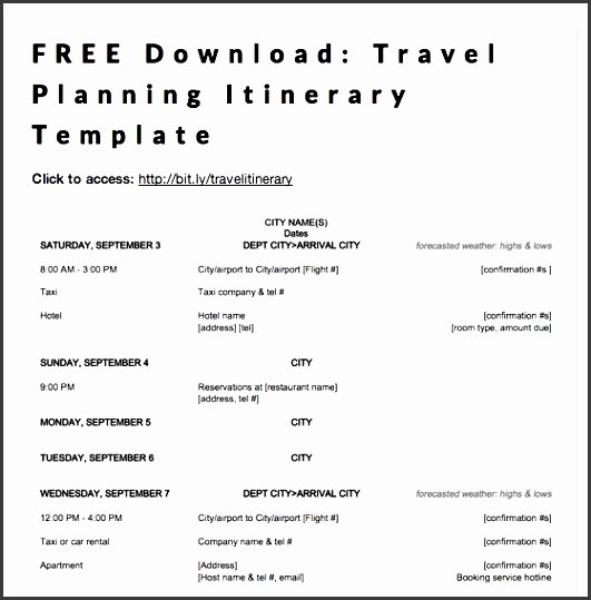 Campground Business Plan Template Inspirational 9 Business Travel Plan format Sampletemplatess