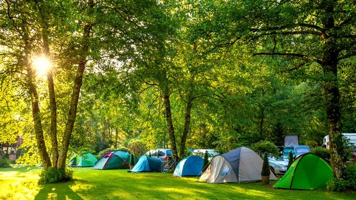 Campground Business Plan Template Luxury Campsite Business Plan Template