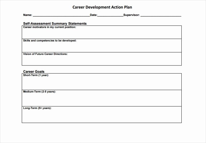 Career Action Plan Template Luxury the Essential Guide to Making A Business Plan