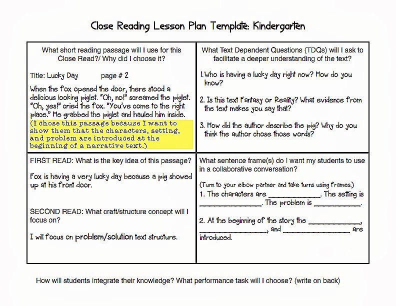 Ccss Lesson Plan Template Fresh Mon Core Blogger Mon Core Lesson Plan Template