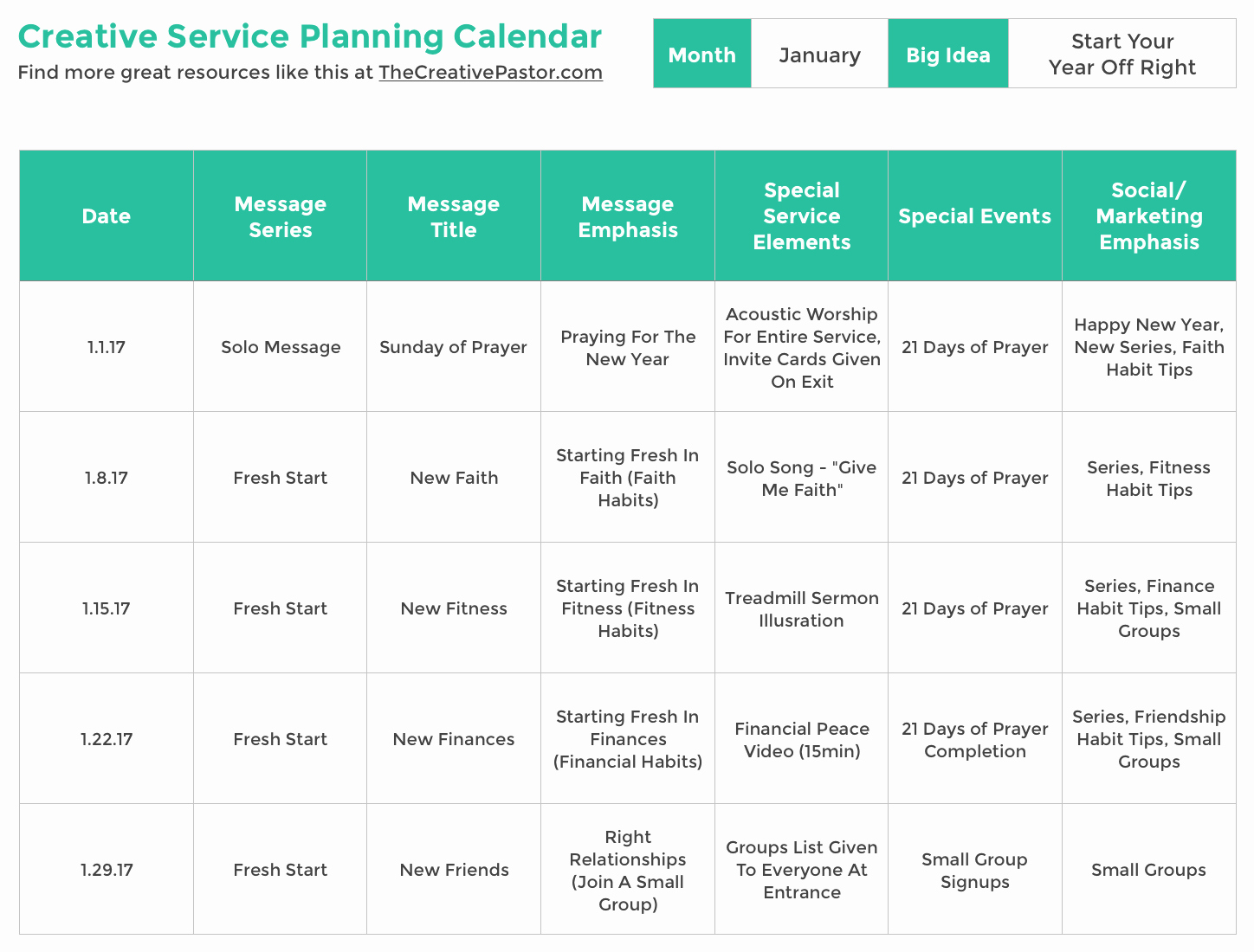 Church Communication Plan Template Best Of the Essential Planning Calendar Your Church Needs to Be