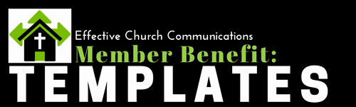 Church Communication Plan Template Inspirational Effective Church Munications