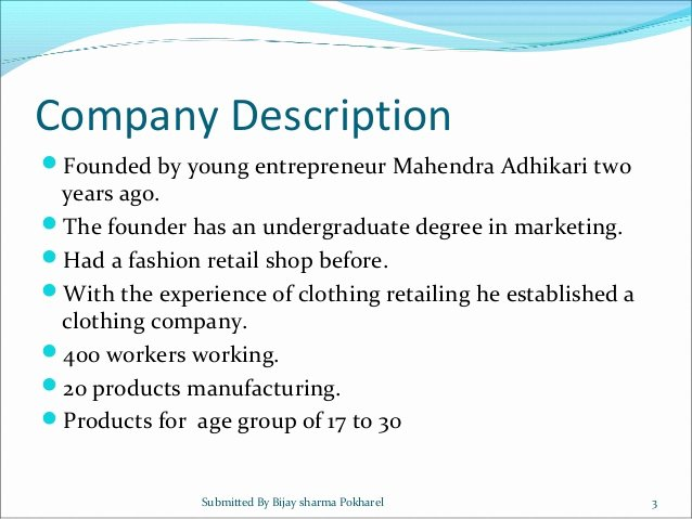 Clothing Line Business Plan Template Inspirational Line Clothing Line Business Plan Longislandyoga
