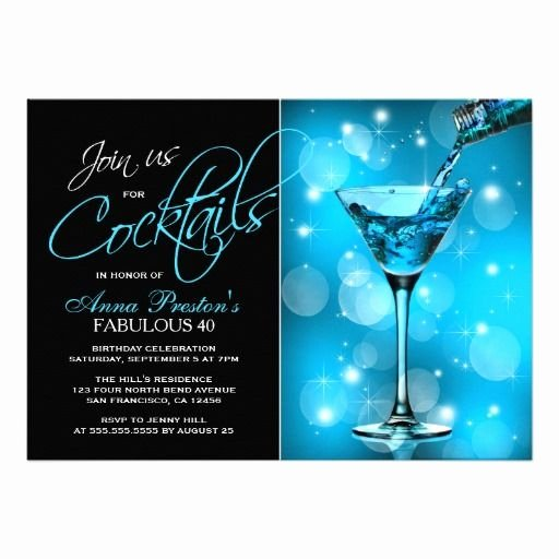 Cocktail Party Invitation Template New 121 Best Birthday Party Invitation Templates Images On